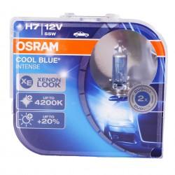 Żarówka H7 12V55V COOL BLUE...