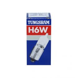 Żarówka 12V H6  6W