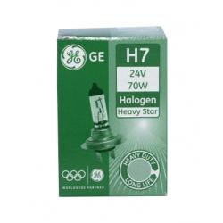 Żarówka 24V H7 70W  GE