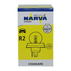 Żarówka 12V 45/40W  R2 NARVA